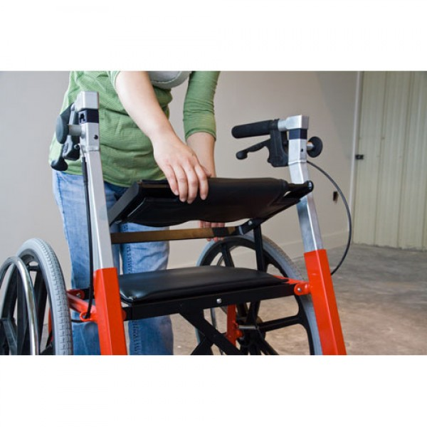 Walk N Chair Walker Wheelchair Combo