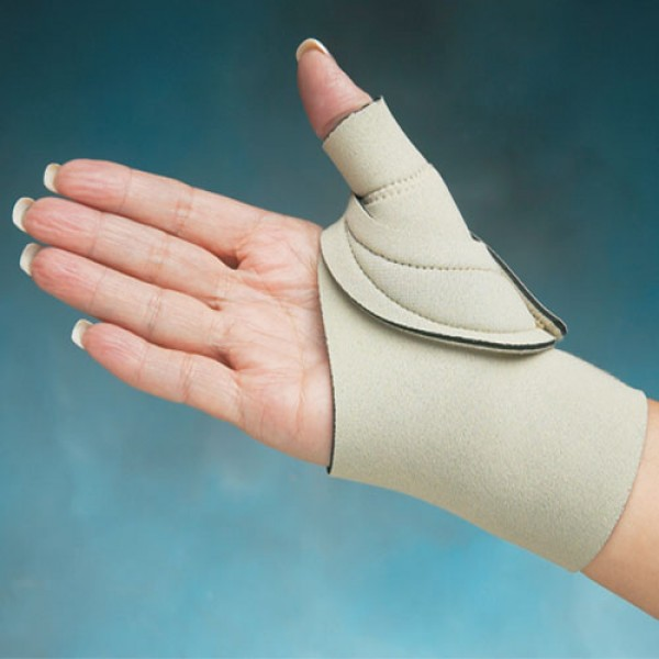Beige Thumb Splint