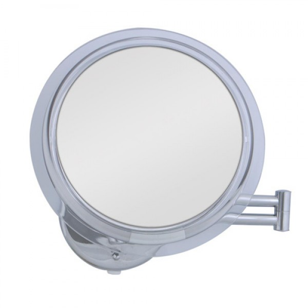 Zadro Surround Light Lighted Makeup Mirror 7x Wall Mount