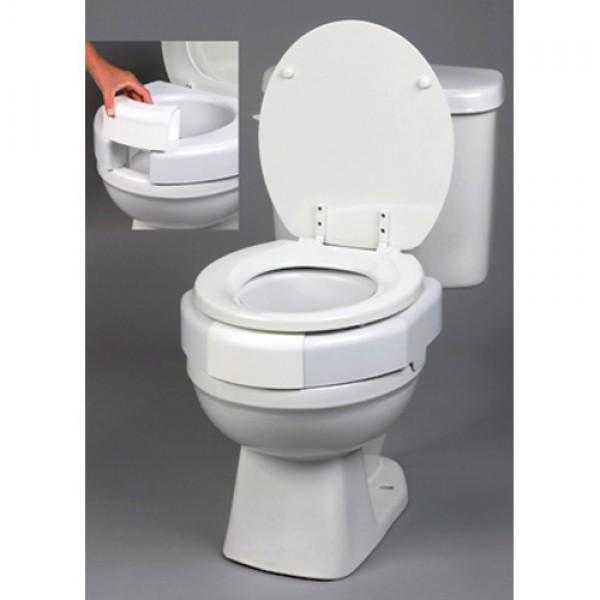 Elevated Toilet Seat