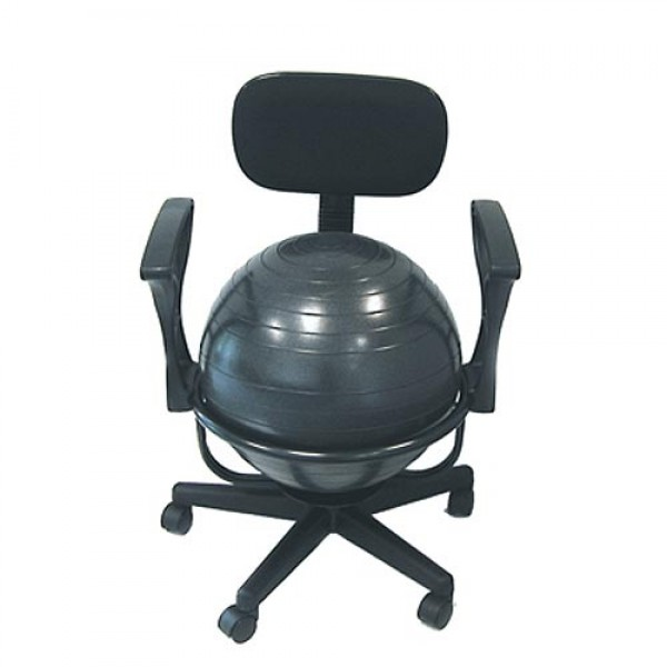 cando fitness stability ball chair. Black Bedroom Furniture Sets. Home Design Ideas