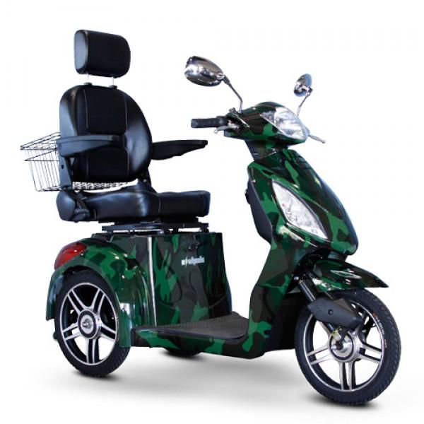 eWheels ew-36 Black Mobility Scooter