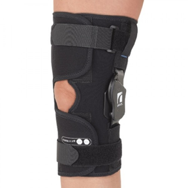 d2a8b58726 Ossur Form Fit ROM Hinged Knee Wrap