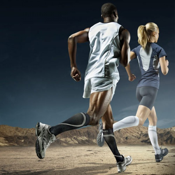 Sportstrümpfe SIGVARIS Running Compression Socks