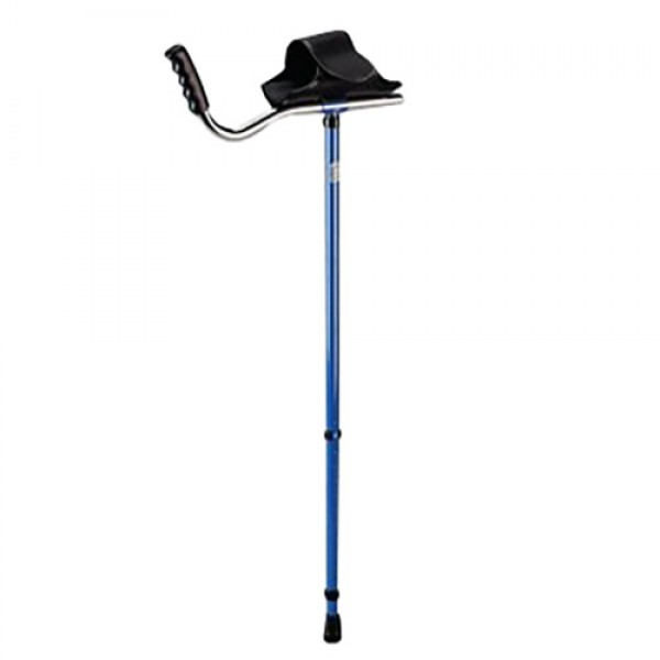 Epoxy-coated Walk Easy 410 Platform Crutch