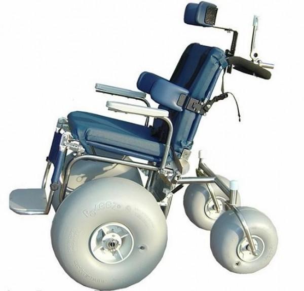 Padding and Beach Wheels