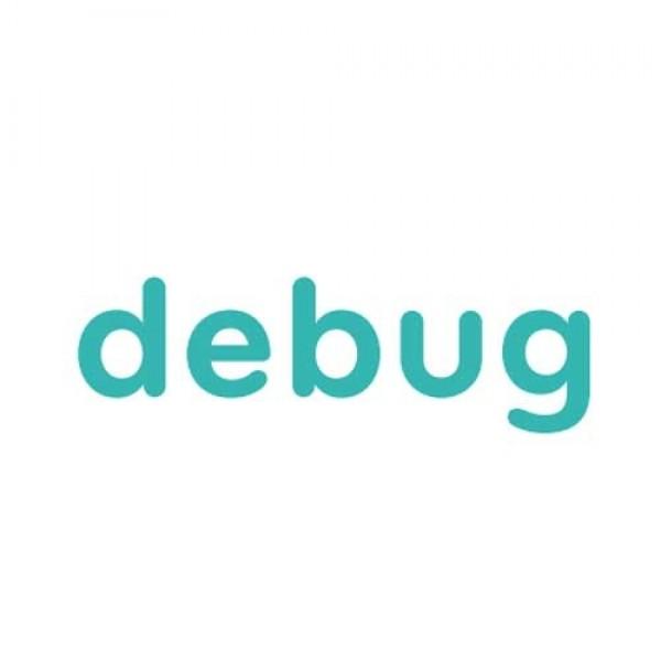 DeBug Logotype