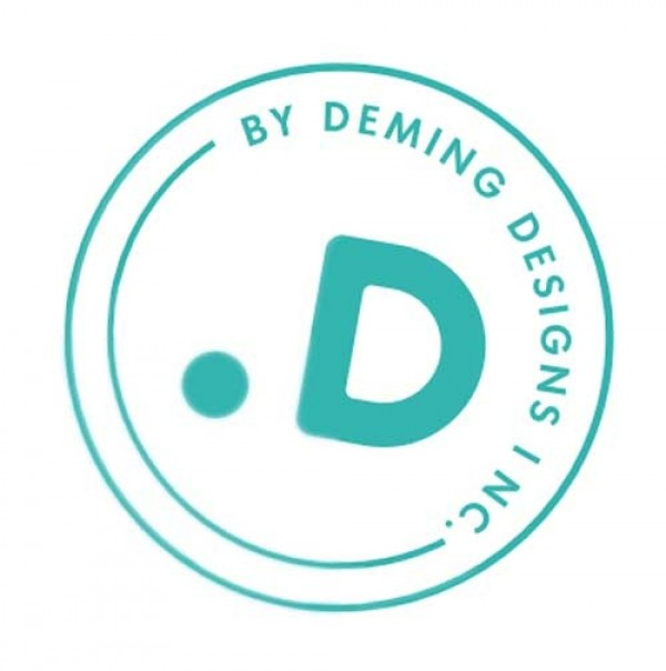 Deming Designs Logo
