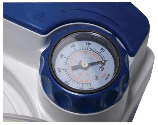 Vacuum Pressure Gauge 7314D-D