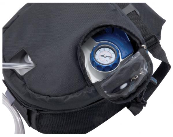 7314P-D Carry Case Vacuum Pressure Gauge Window