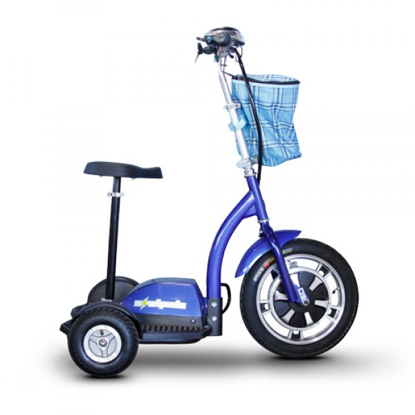 eWheels EW-18B Blue Scooter