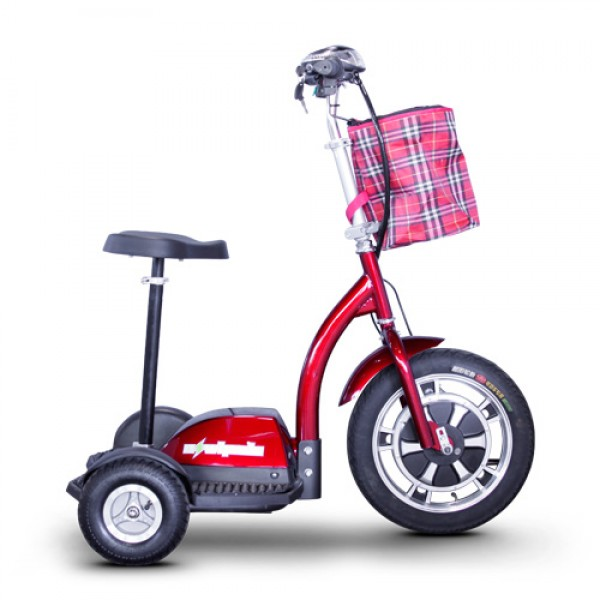 eWheels EW-18R Red Scooter