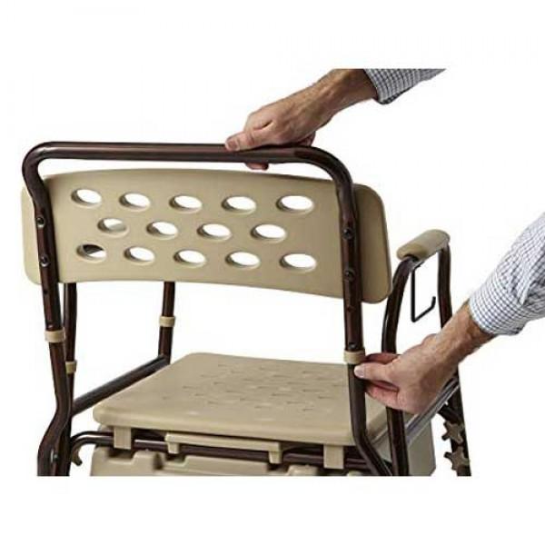 Backrest Adjustable