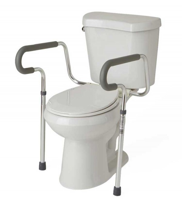 Terrific Medline Toilet Safety Frame Rails G30300H Mds86100Rf Onthecornerstone Fun Painted Chair Ideas Images Onthecornerstoneorg