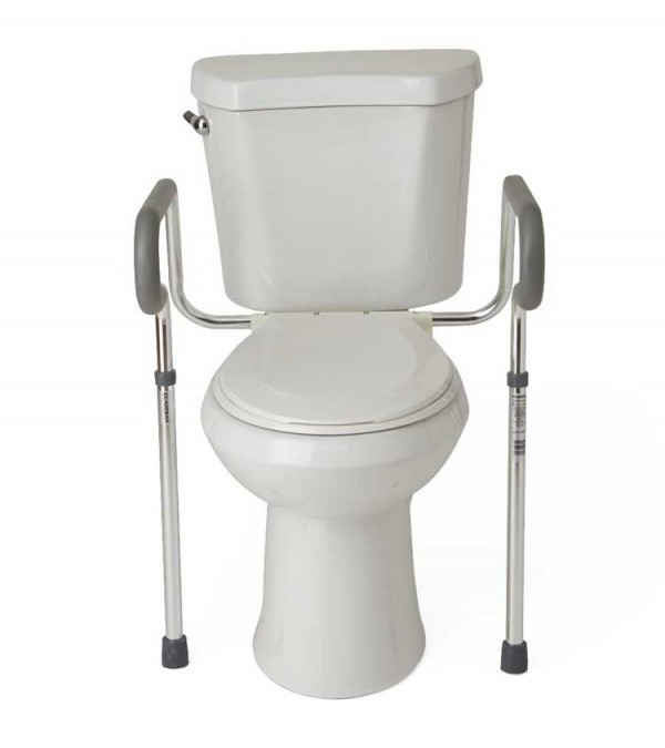 Cool Medline Toilet Safety Frame Rails G30300H Mds86100Rf Onthecornerstone Fun Painted Chair Ideas Images Onthecornerstoneorg