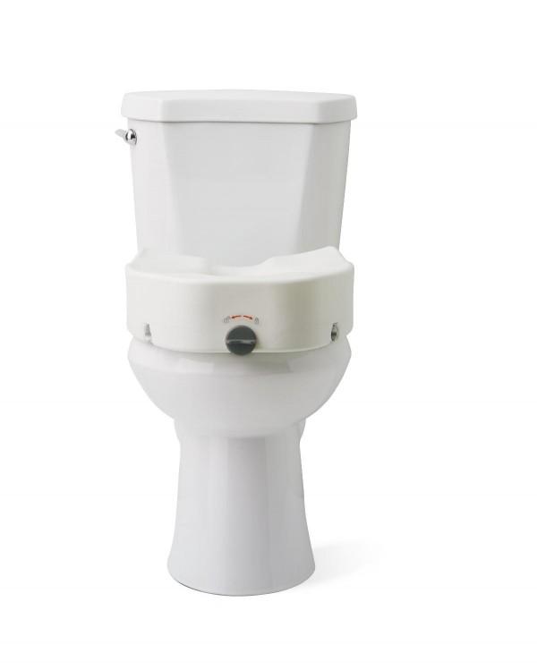 Medline Elevated Toilet Seat