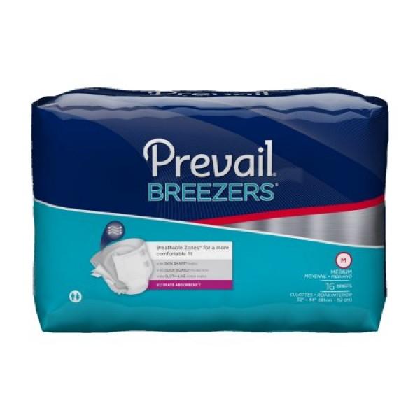 Prevail Breezer Brief