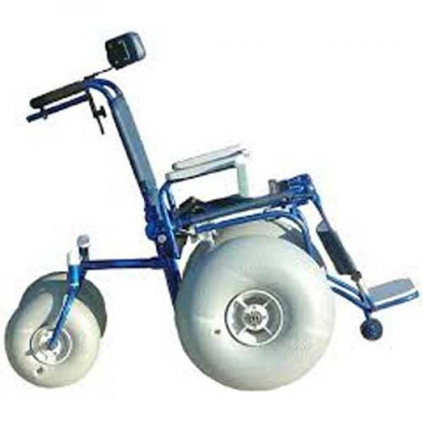 B;ie wotj Recline and Beach Wheels