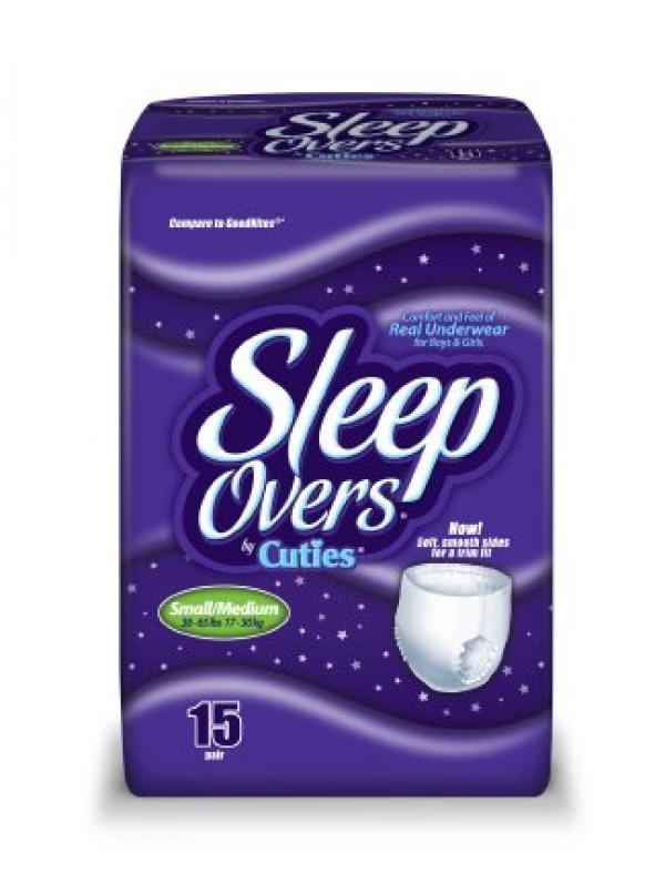 Cuties SleepOvers Small/Medium