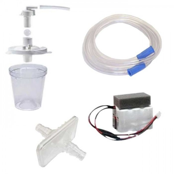Replacement Parts and Accessories for Vacu-Aide