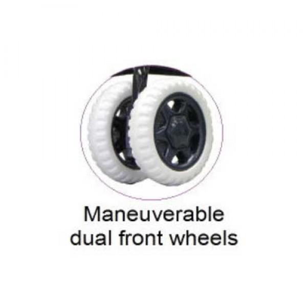 Dual Wheels
