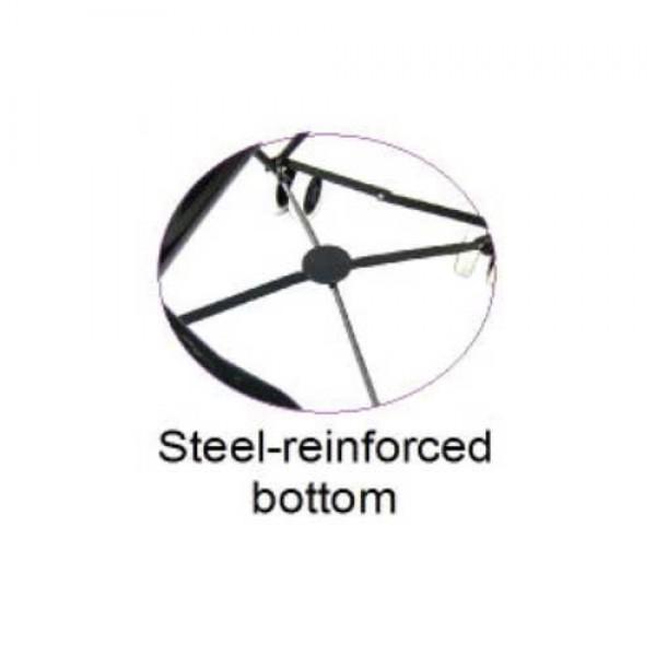 Steel-reinforced